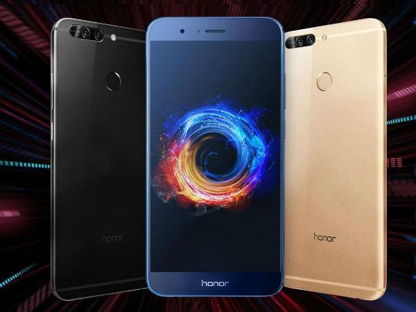 জুলাই মাসেই ভারতের বাজারে আসতে চলেছে Huawei এর ডুয়াল ক্যামেরার ফোন Honor 8 Pro