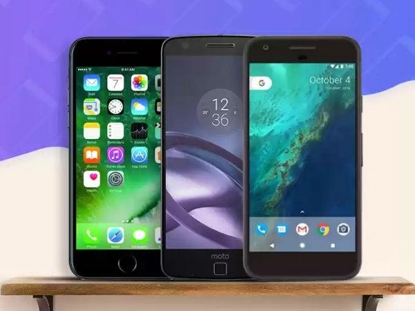 ছাড়! ছাড়! ছাড়! আইফোন ৭ প্লাস, গুগল পিক্সেল, মোটো জেড প্লে সহ নানান