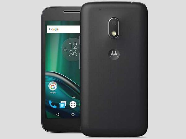 Moto G4 Play ফোনে শুরু হল লেটেস্ট Android 7.1.1 Nougat আপডেট
