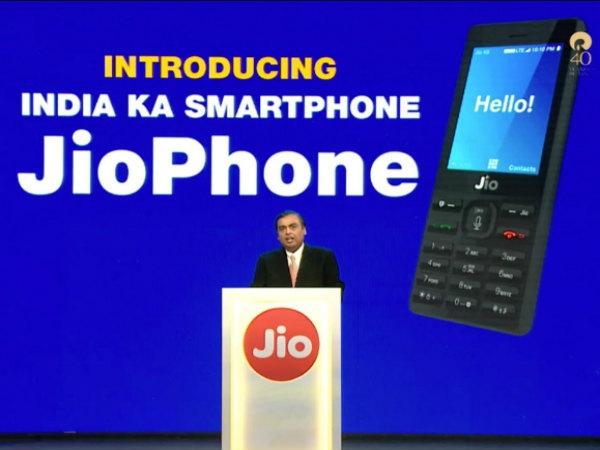 শুধুমাত্র 4G সিম কার্ডেই কাজ করবে JioPhone, সম্ভবত থাকবে না ডুয়াল সিম