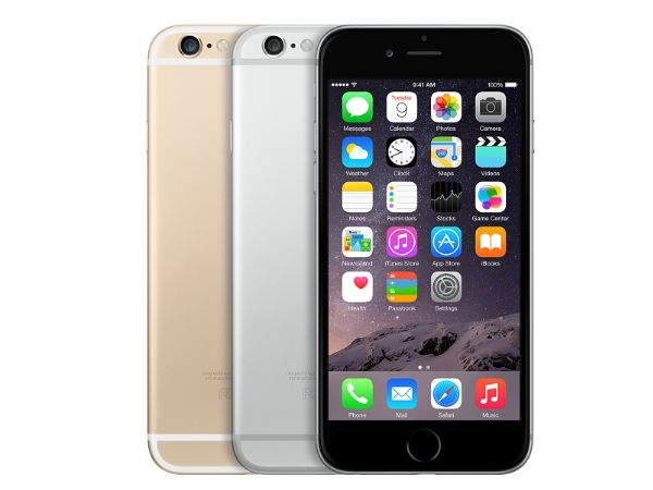 Apple iPhone 6 (Space Grey, 16GB) ৪৪% ছাড়