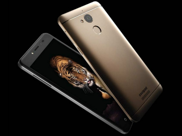 Coolpad Note 5 Lite (Royal Gold, 3GB RAM + 16 GB) ৯% ছাড়