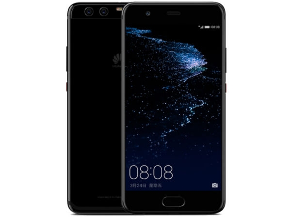 ব্রাইট ব্ল্যাক কালারে লঞ্চ করল Huawei P10 Plus