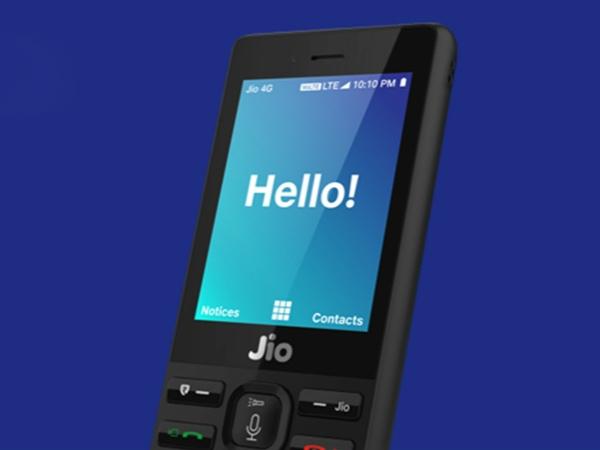 শুরু হল JioPhone-এর বুকিং, জেনে নিন কিভাবে বুক করবেন JioPhone