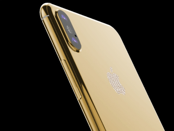 প্রি-অর্ডার করে ফেলুন 24K গোল্ড iPhone 8, iPhone 8 Plus আর iPhone X