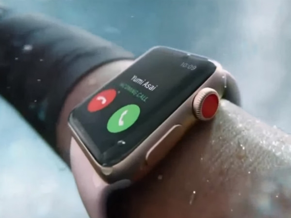 লঞ্চ হল Apple Watch Series 3