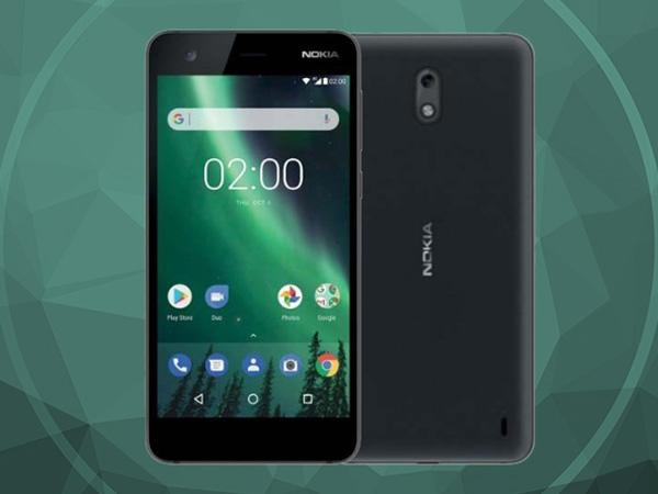 সম্ভবত Nokia 2 তে থাকবে 4000mAh ব্যাটারি