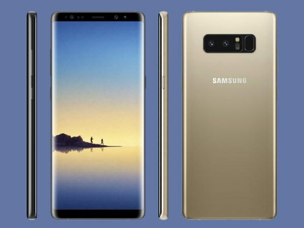শুরু হল Samsung Galaxy Note 8-এর প্রি-অর্ডার, দেখে নিন এই দামের অন্য ফ