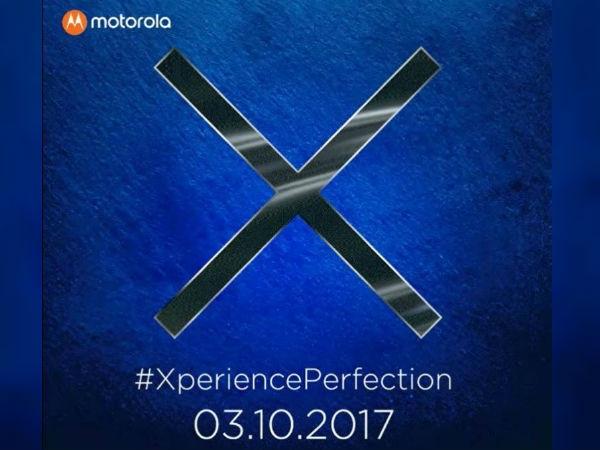 তেসরা অক্টোবর লঞ্চ করছে ডুয়াল ক্যামেরার Motorola Moto X4