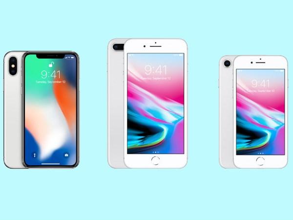 ভারতে কবে থেকে পাওয়া যাবে Apple iPhone 8, 8 Plus আর iPhone X?
