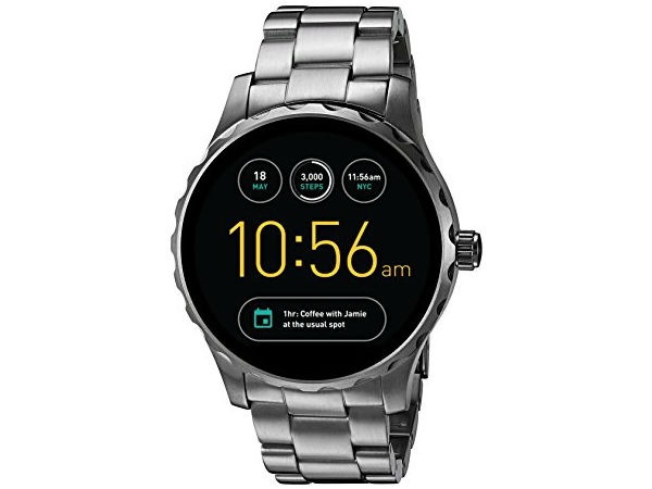 Fossil Marshall Smoke Smartwatch