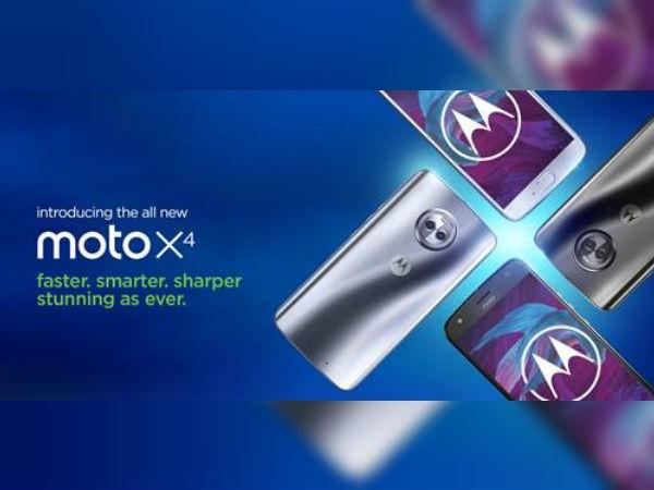 লঞ্চ হল Moto X4 এর 6GB RAM ভেরিয়েন্ট
