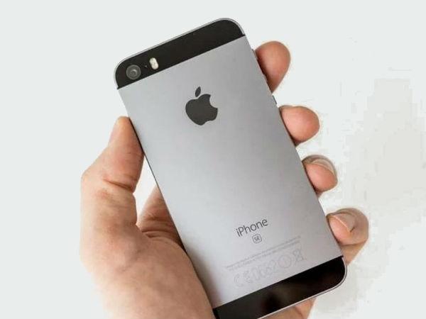 বাজারে আসবে নতুন iPhone SE