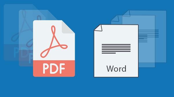 PDF ফাইলকে কিভাবে Word ফাইলে কনভার্ট করবেন?