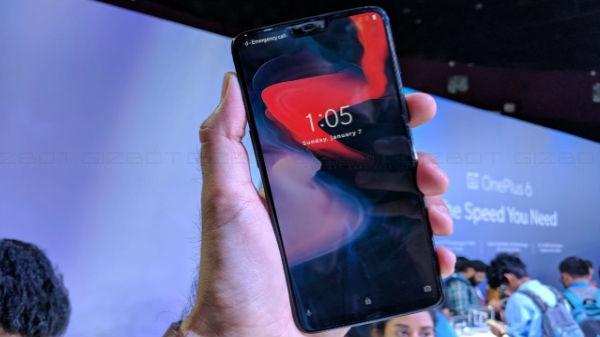 ১০ জুলাই থেকে পাওয়া যাবে OnePlus 6 মিডনাইট ব্ল্যাক 256GB স্টোরেজ ভেরিয়