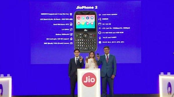 GigaFiber ব্রডব্যান্ড, JioPhone 2 সহ একাধিক প্রোডাক্ট ও অফার লঞ্চ করল