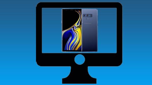 Samsung Galaxy Note 9 ফোনকে একটি কম্পিউটারে পরিণত করবেন কীভাবে?