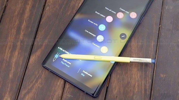 ভারতে লঞ্চ হল Samsung Galaxy Note 9