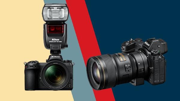 দুটি নতুন ফুল ফ্রেম মিররলেস ক্যামেরা লঞ্চ করল Nikon