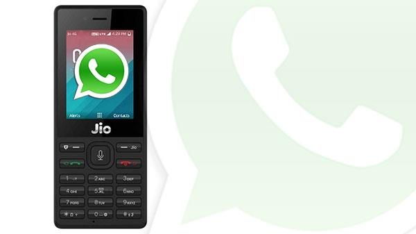 JioPhone ও JioPhone 2 থেকে WhatsApp ব্যবহার করবেন কীভাবে ?