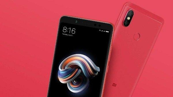 ফ্লেম রেড কালার ভেরিয়েন্টে লঞ্চ হল Redmi Note 5 Pro