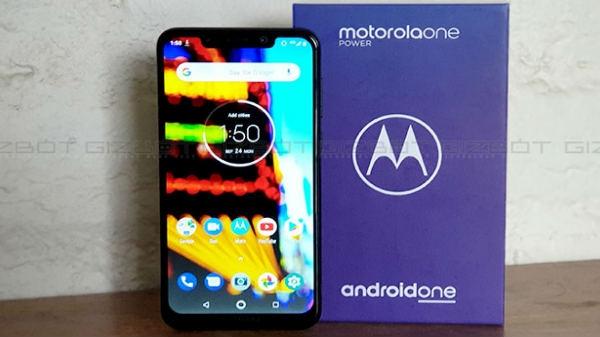 শুক্রবার বিক্রি শুরু হল Motorola One Power