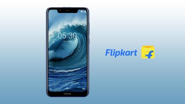 সোমবার বিক্রি শুরু হল Nokia 5.1 Plus