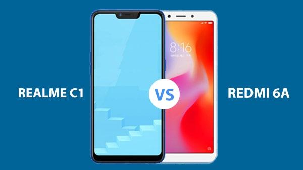 Realme C1 বনাম Redmi 6A: কে আসল বাজেট কিং?