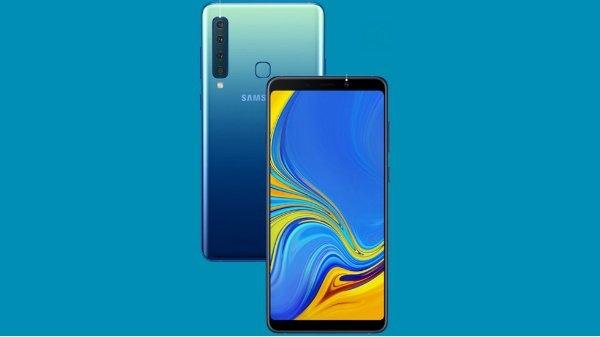 চারটি রিয়ার ক্যামেরা সহ লঞ্চ হল Samsung Galaxy A9