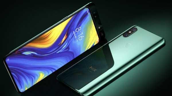 5G কানেক্টিভিটি আর 10GB RAM সহ লঞ্চ হল Xiaomi Mi Mix 3