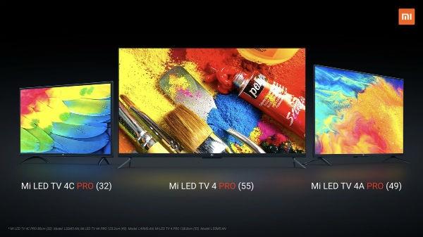 মঙ্গলবার বিক্রি শুরু হবে Mi TV 4A Pro আর Mi TV 4C Pro