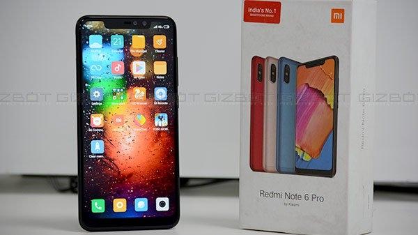 ভারতের স্মার্টফোন বাজারে ঝড় তুলতে হাজির হল Redmi Note 6 Pro