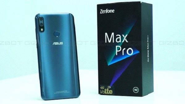 দুর্দান্ত ফিচার সহ ভারতে এল Asus Zenfone Max M2 আর Max Pro M2