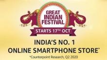 আমাজন গ্রেট ইন্ডিয়ান ফেস্টিভাল সেল: প্রিমিয়াম ফোনের সেরা অফারগুলি দেখে