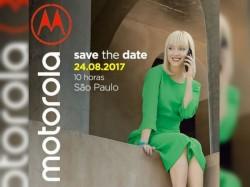 আগামি ২৪শে অগাস্ট সম্ভবত লঞ্চ হবে Motorola Moto X4