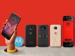 লঞ্চ হল তিনটি নতুন Moto Mods