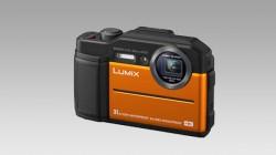 লঞ্চ হল ওয়াটার ও ডাস্টপ্রুফ ক্যামেরা Panasonic Lumix FT7