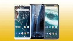 Mi A2 বনাম Nokia 6.1 Plus বনাম Motorola One Power: সেরা Android One স্মার্টফোন কোনটি?