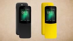 ভারতে বিক্রি শুরু হল Nokia 8110 4G