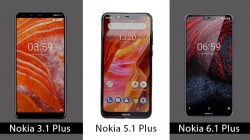 Nokia 3.1 Plus বনাম Nokia 5.1 Plus বনাম Nokia 6.1 Plus: কতটা আলাদা এই তিনটি স্মার্টফোন?