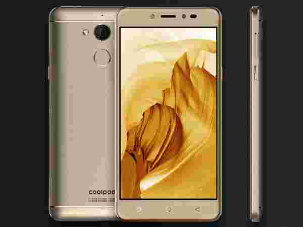Coolpad Note 5 (Royal Gold, 32 GB) ৮% ছাড়