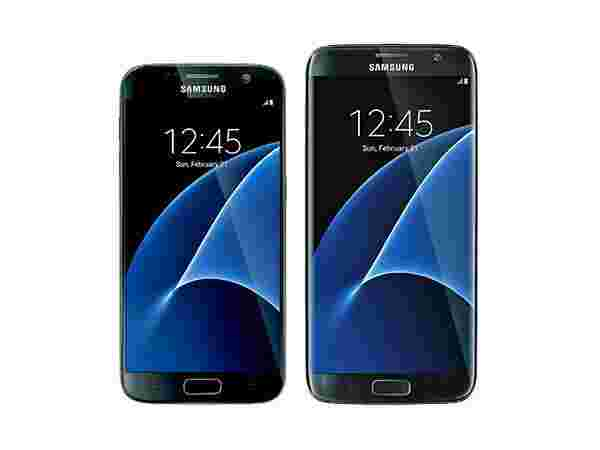 Samsung Galaxy S7 series