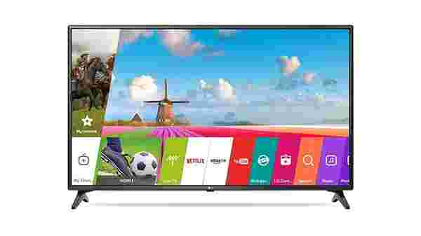 LG 43-inch full HD LED TV